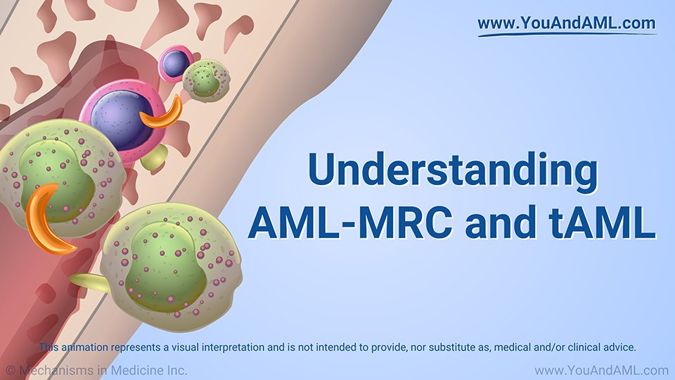 Understanding AML-MRC and tAML